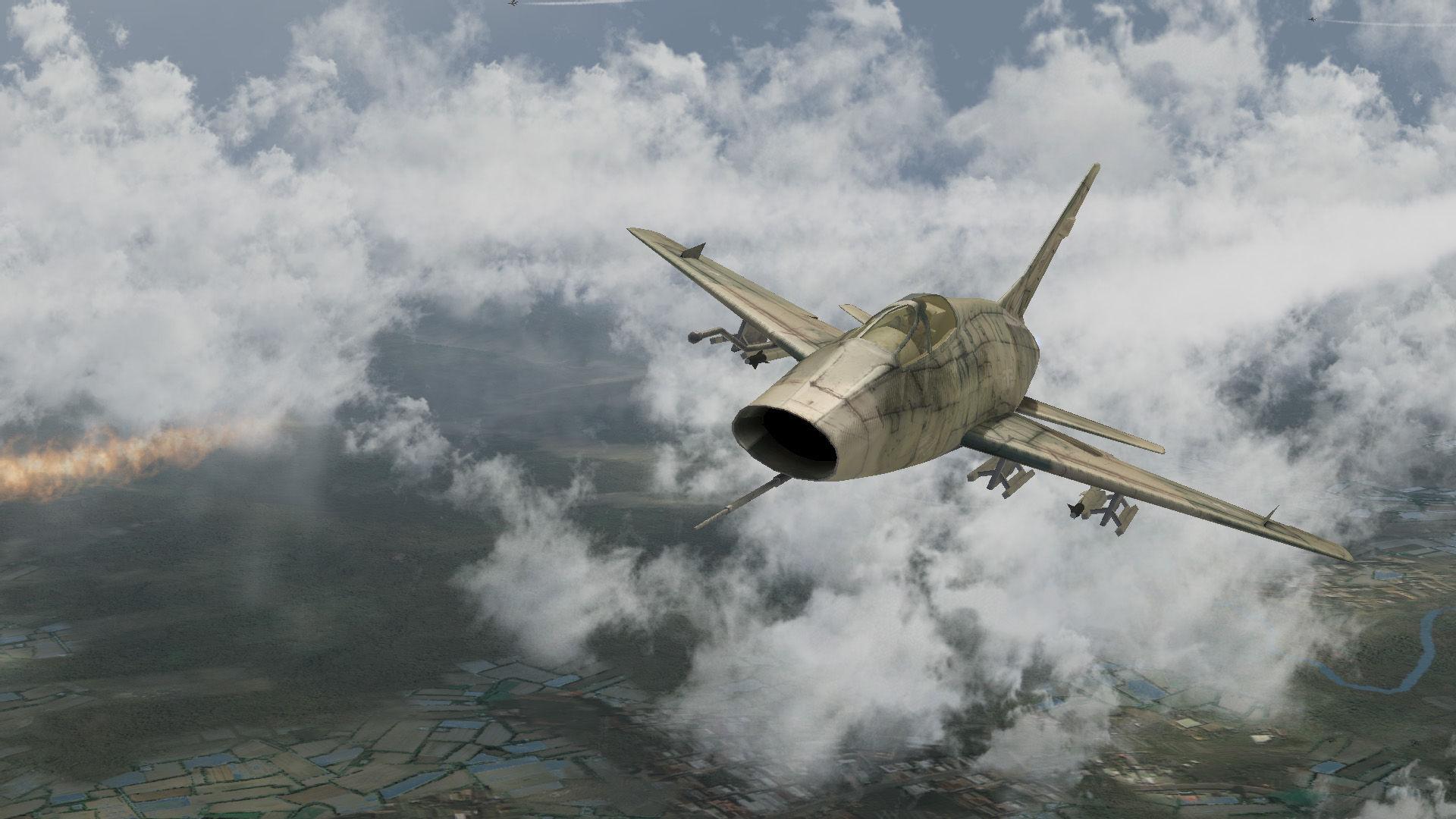 Obrázky z Air Conflicts: Vietnam 87570