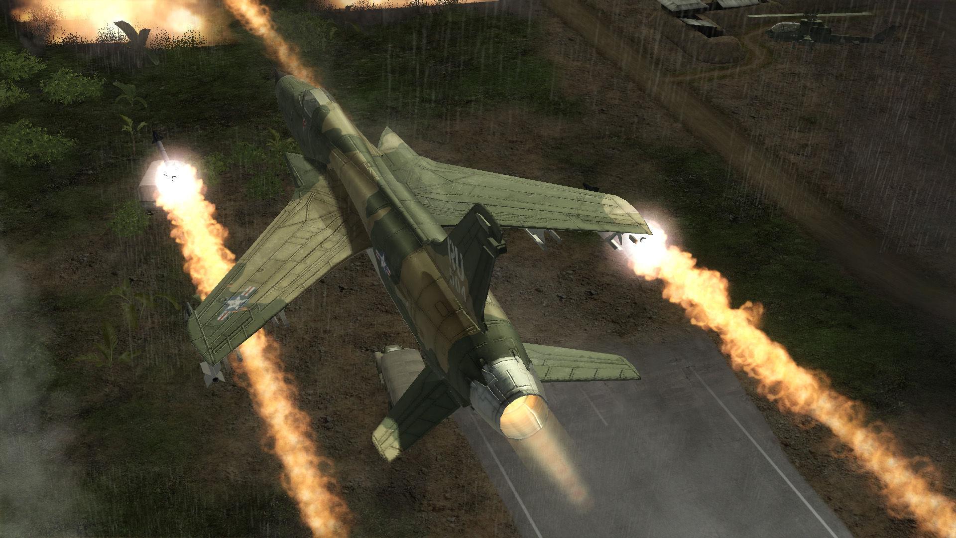 Obrázky z Air Conflicts: Vietnam 87572