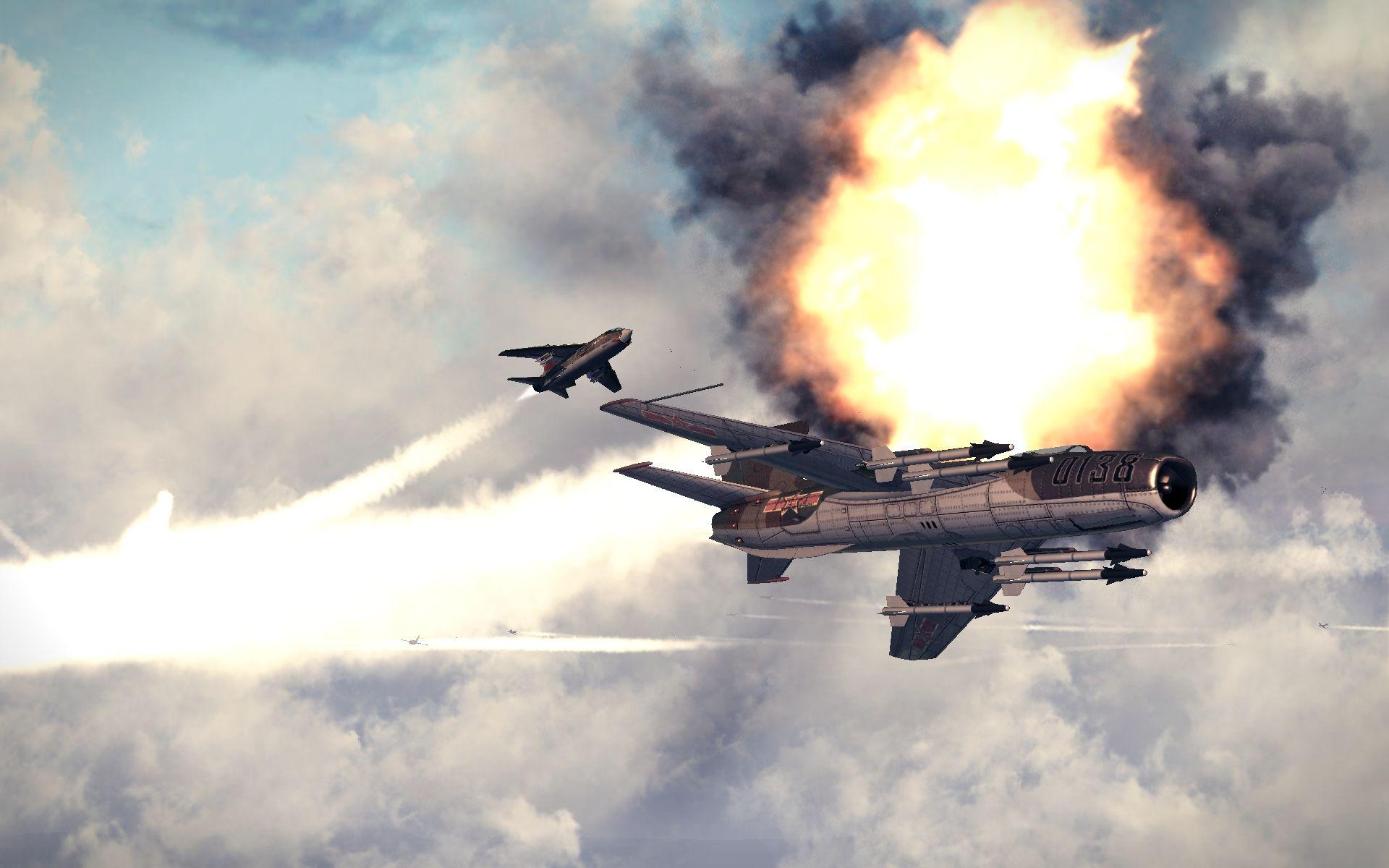 Obrázky z Air Conflicts: Vietnam 87575