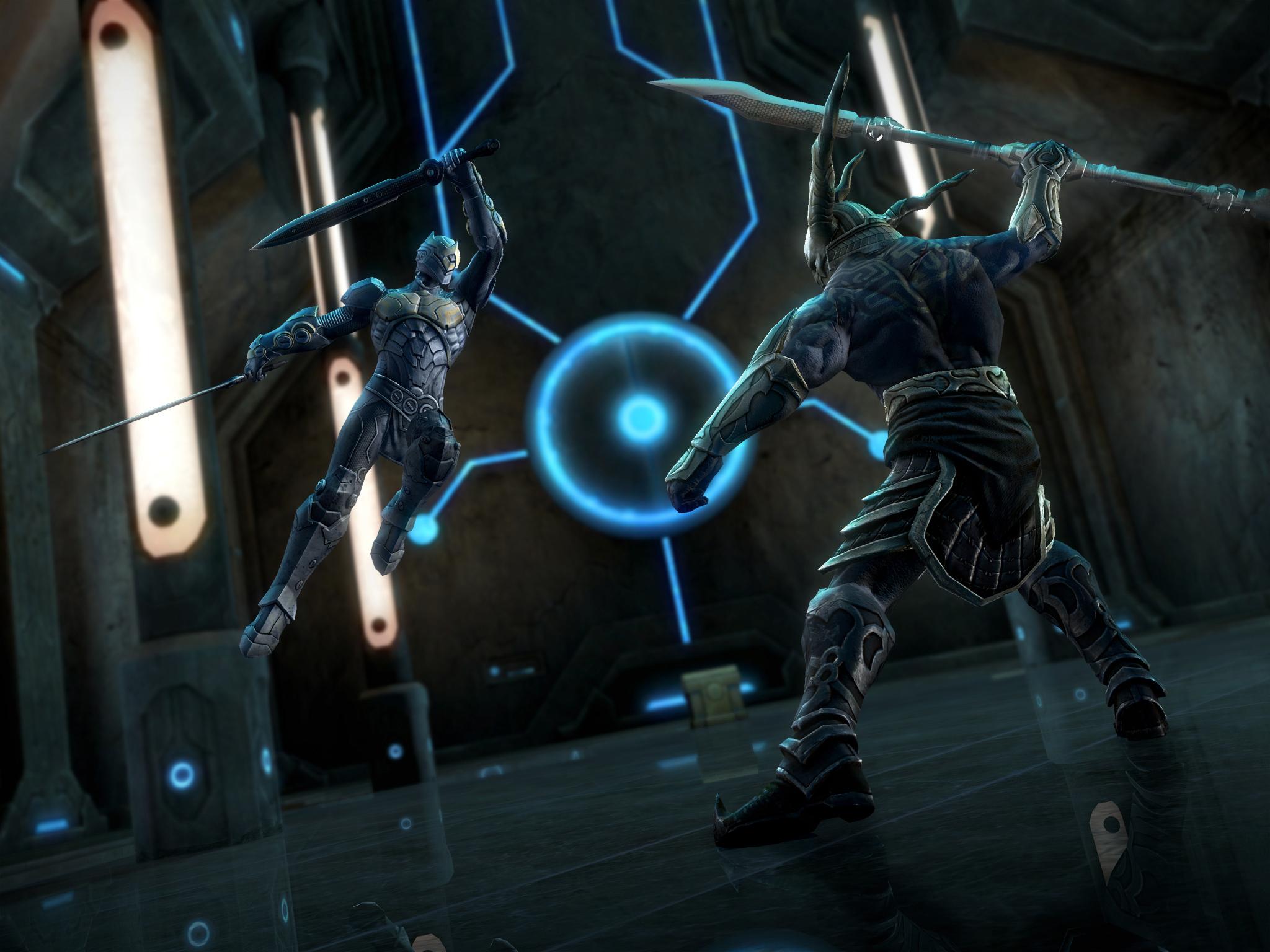 Příští týden vyjde Infinity Blade 3 pro iOS 87596