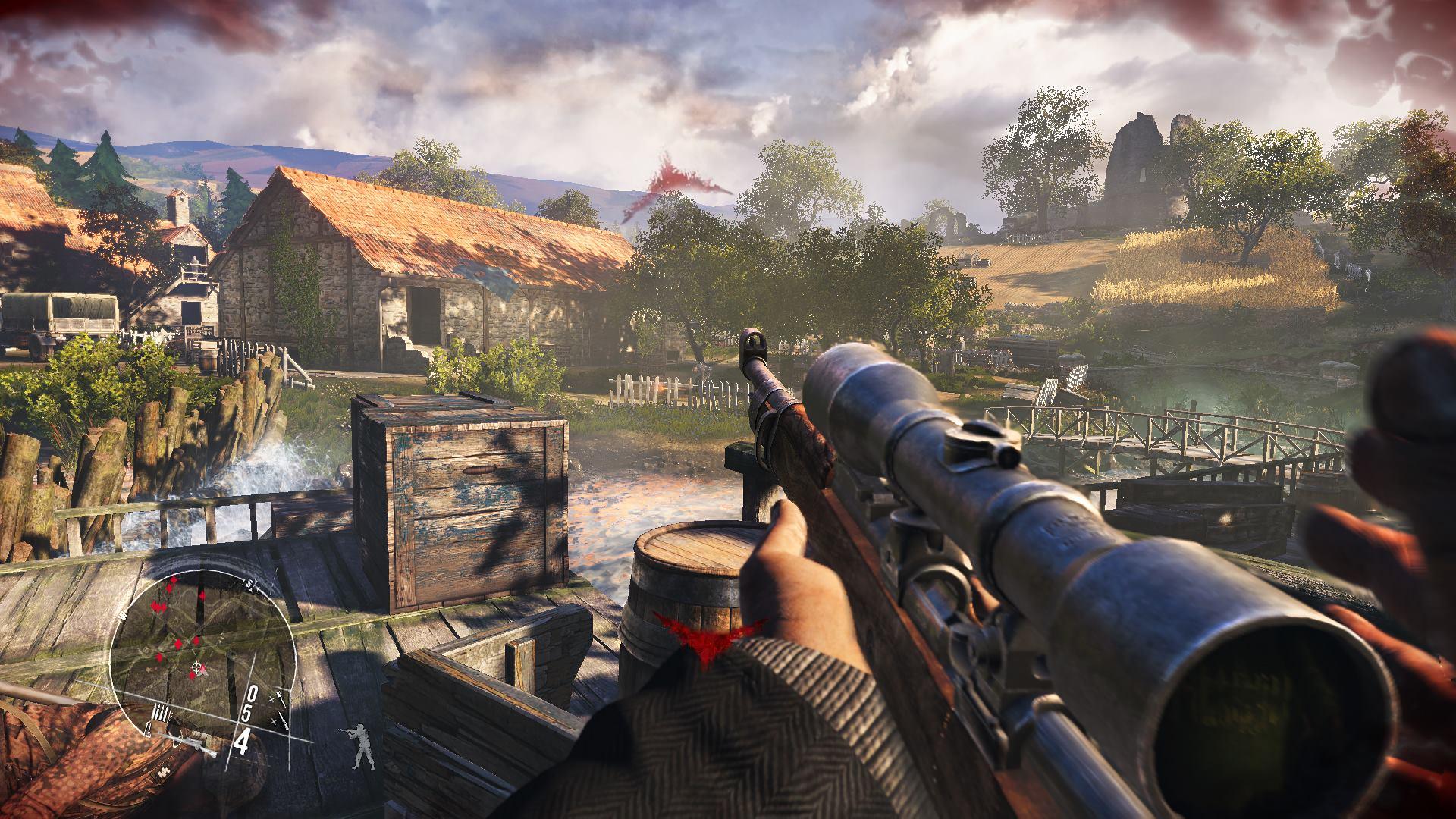 Připomenutí střílečky Enemy Front 87601