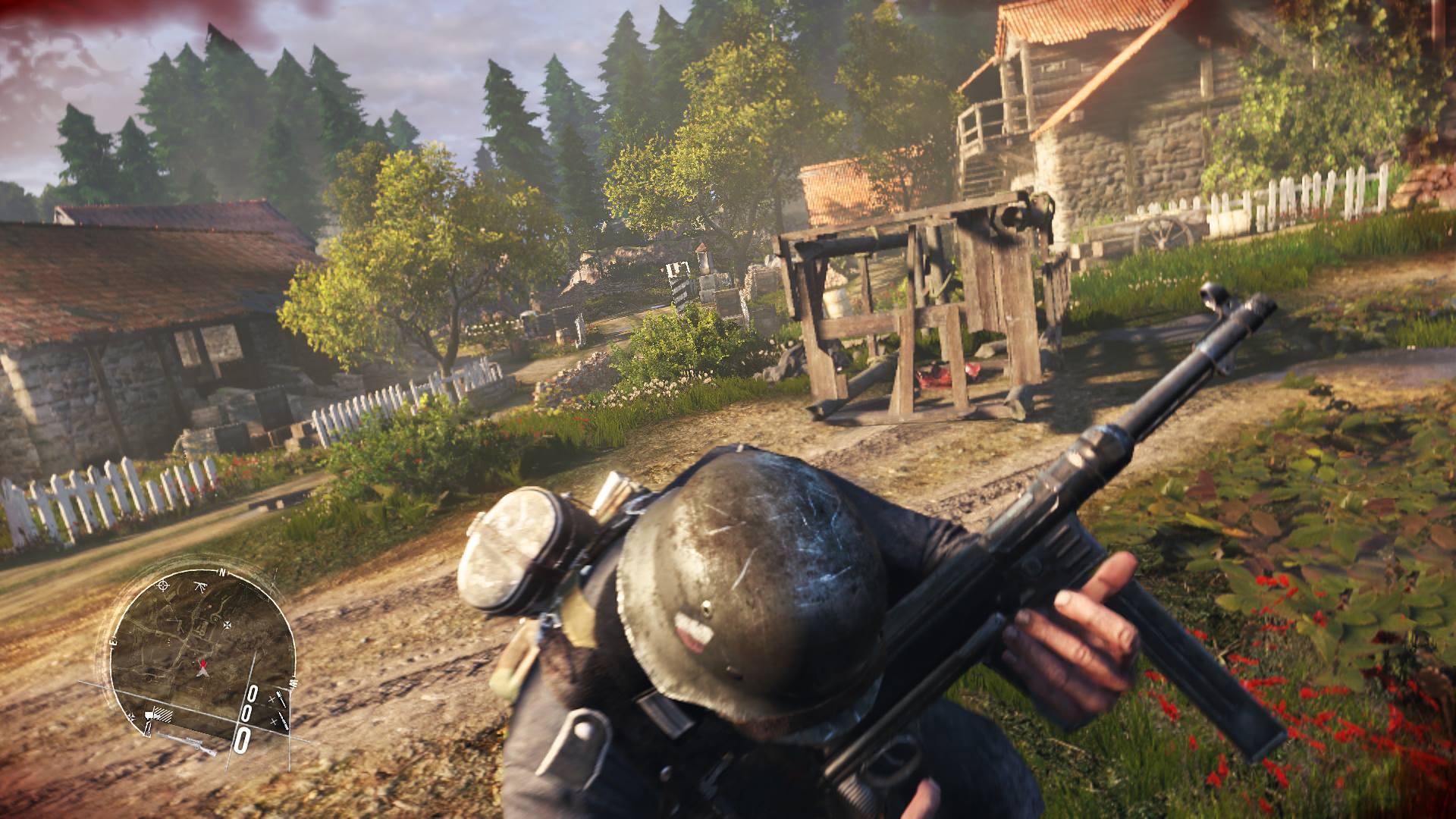 Připomenutí střílečky Enemy Front 87602