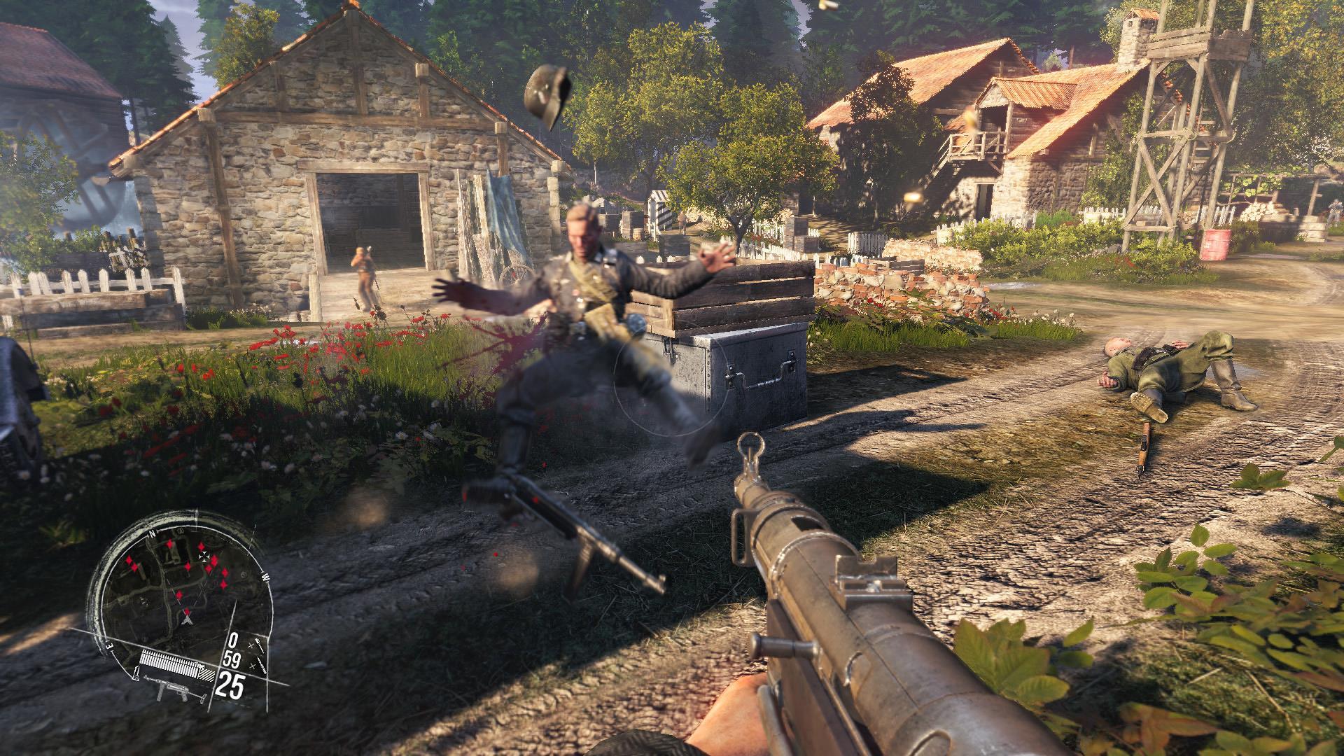 Připomenutí střílečky Enemy Front 87603