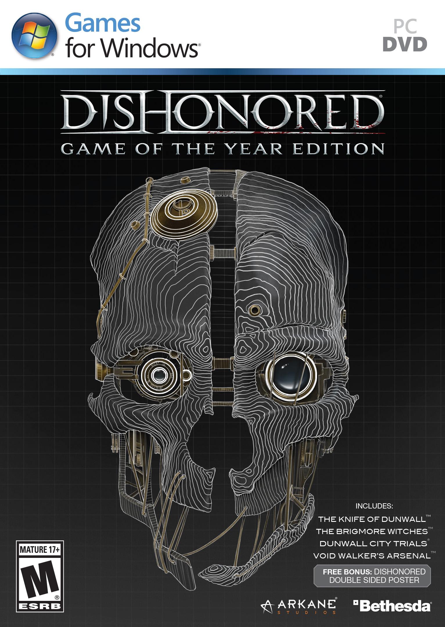 Na říjen oznámena Goty edice Dishonored 87605