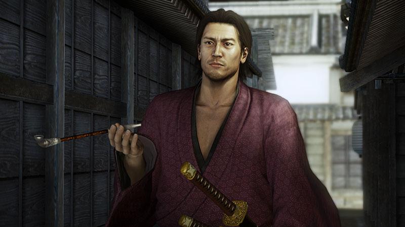 Obrázky postav z Yakuza Ishin 87610