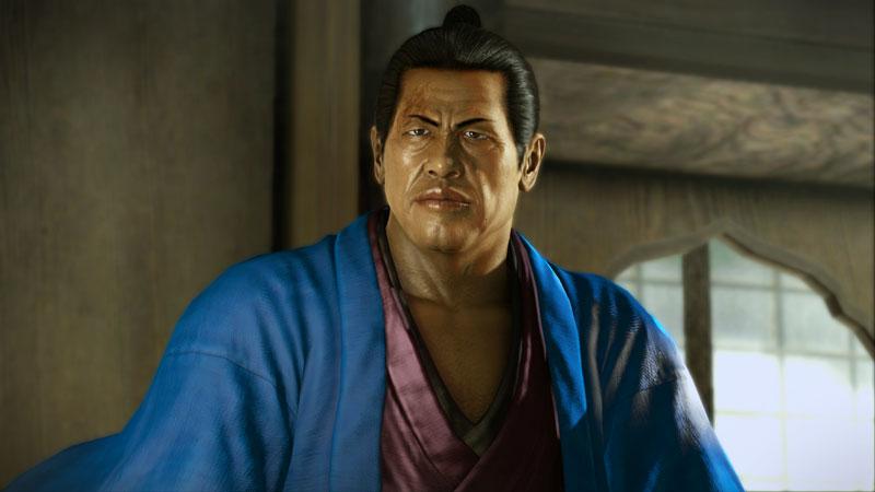 Obrázky postav z Yakuza Ishin 87615