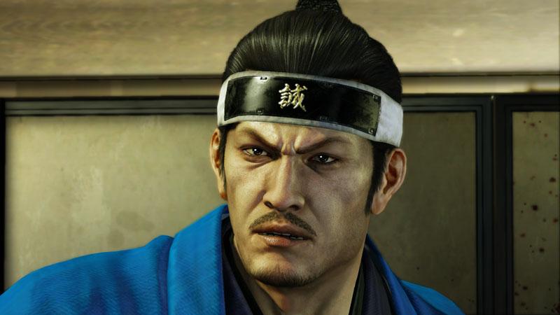 Obrázky postav z Yakuza Ishin 87619
