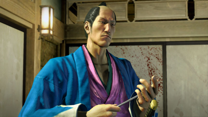 Obrázky postav z Yakuza Ishin 87620