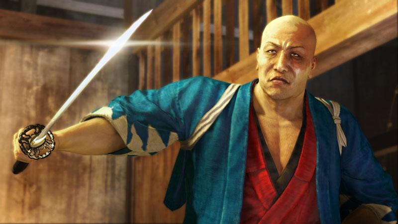 Obrázky postav z Yakuza Ishin 87622