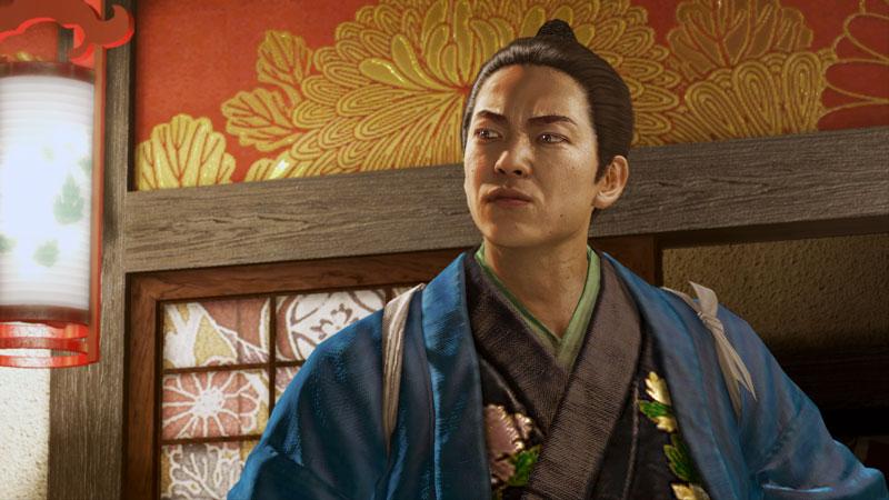 Obrázky postav z Yakuza Ishin 87623