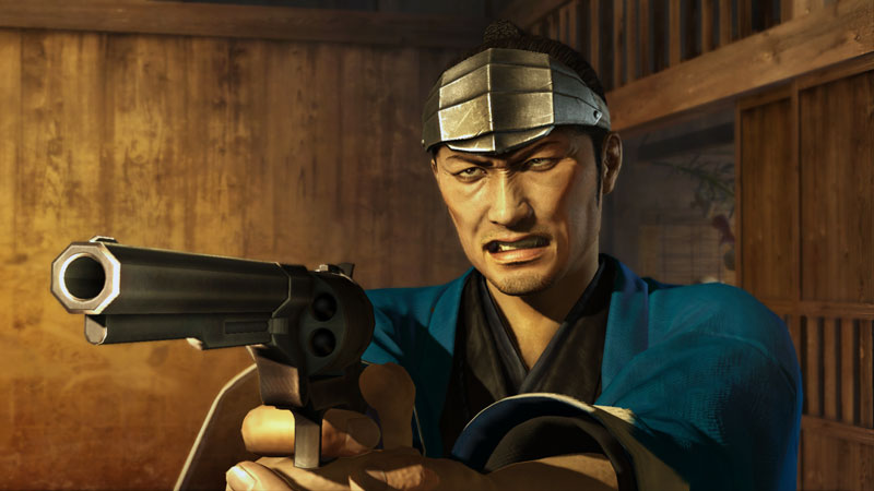 Obrázky postav z Yakuza Ishin 87624