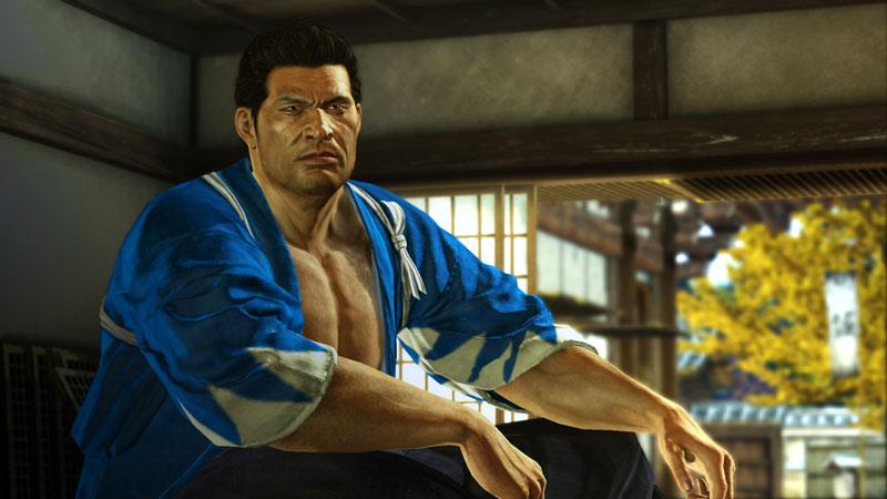 Obrázky postav z Yakuza Ishin 87625