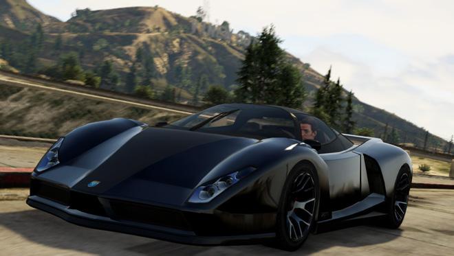 Rockstar spustil parodii na Facebook a nové obrázky z GTA V 87637