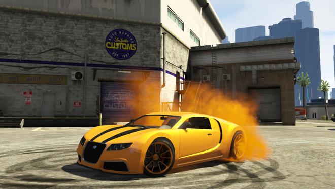 Rockstar spustil parodii na Facebook a nové obrázky z GTA V 87639