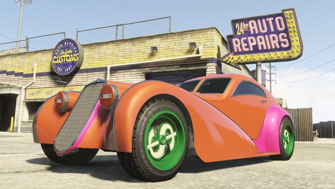 Rockstar spustil parodii na Facebook a nové obrázky z GTA V 87641