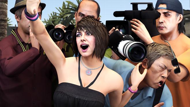 Rockstar spustil parodii na Facebook a nové obrázky z GTA V 87649