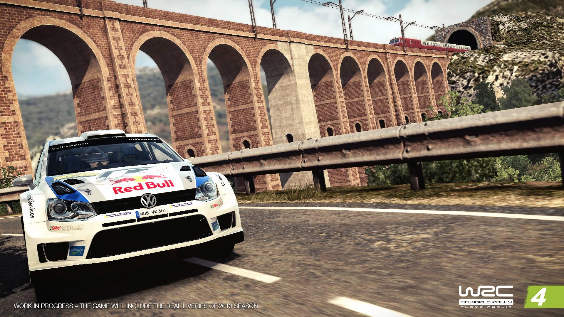 První obrázky z WRC 4 87760