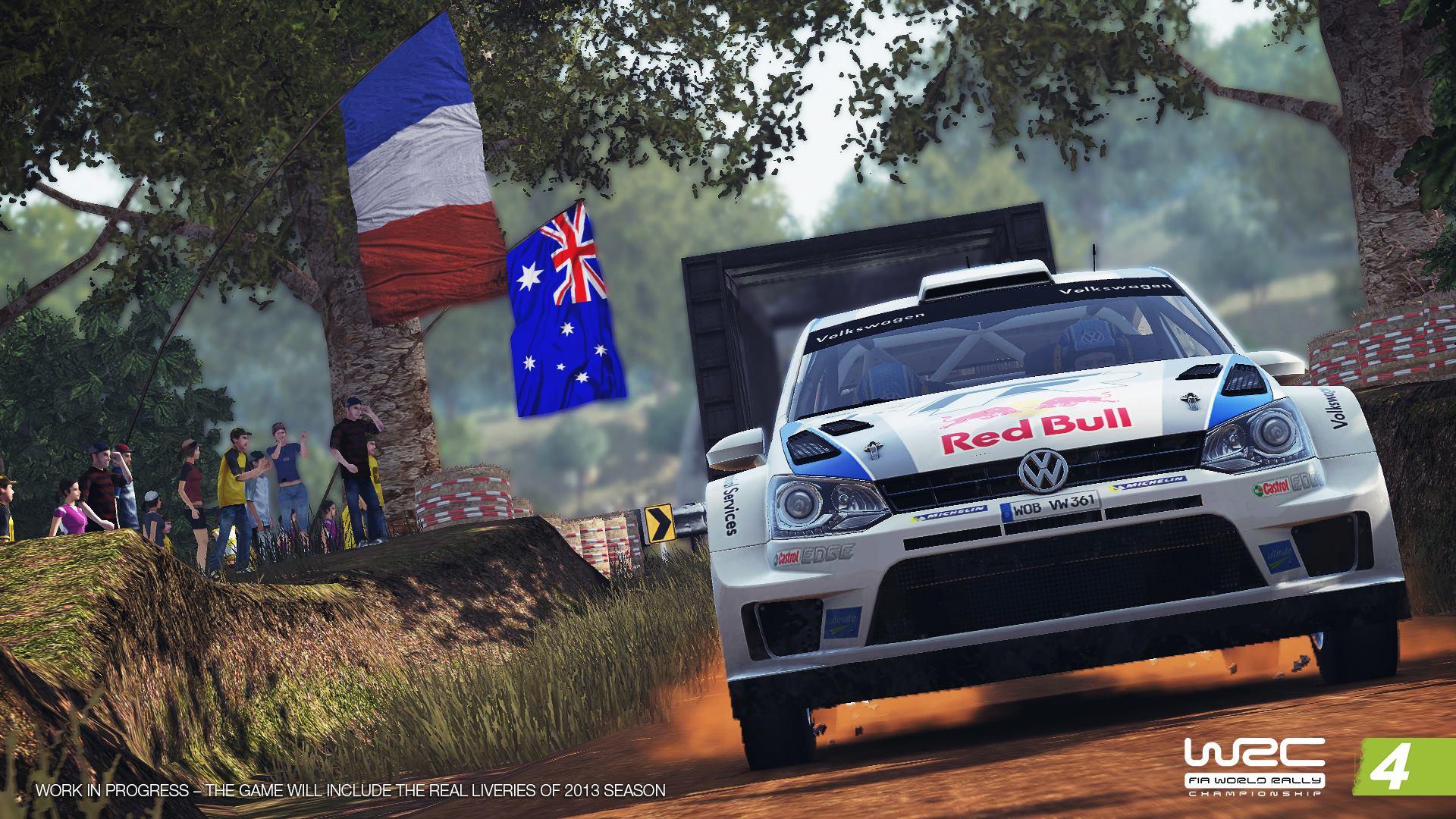 První obrázky z WRC 4 87761