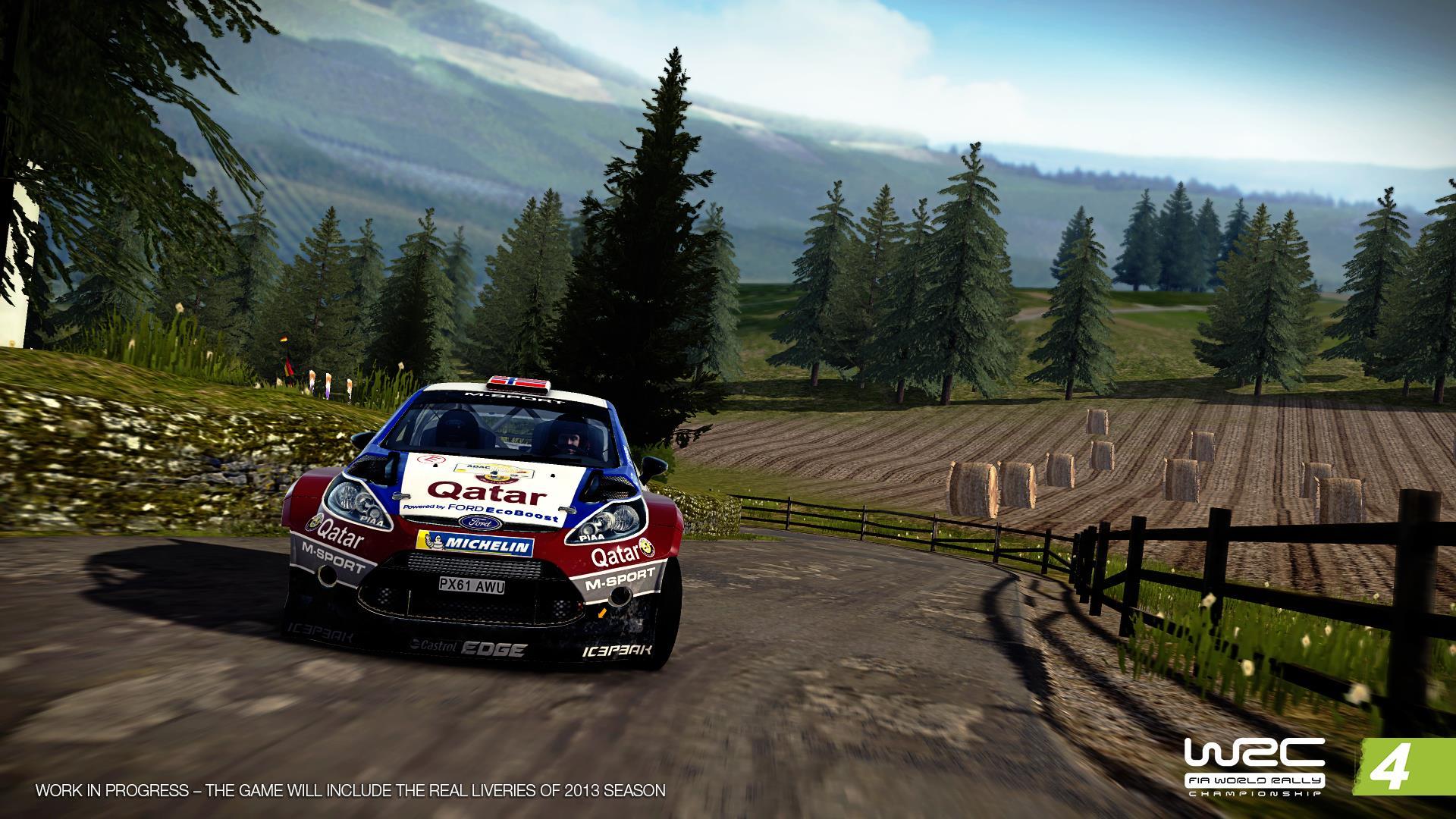 První obrázky z WRC 4 87762