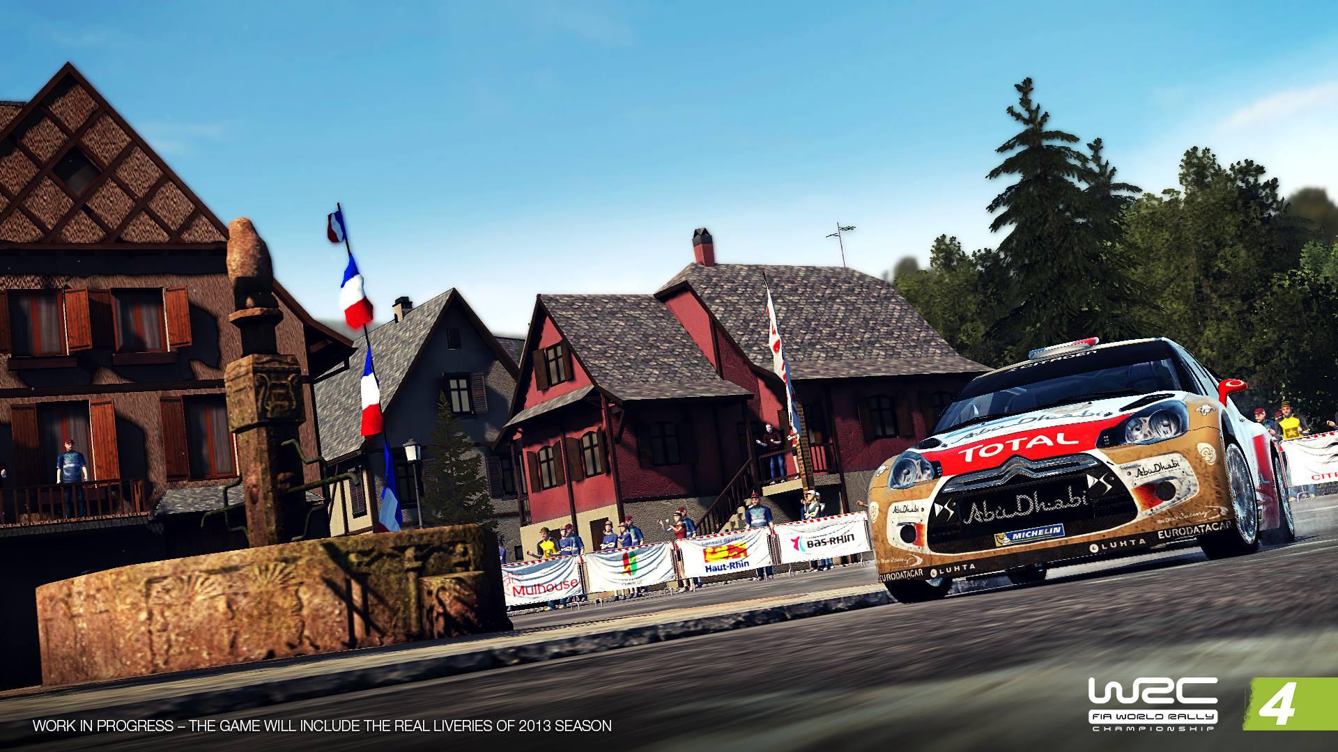 První obrázky z WRC 4 87763