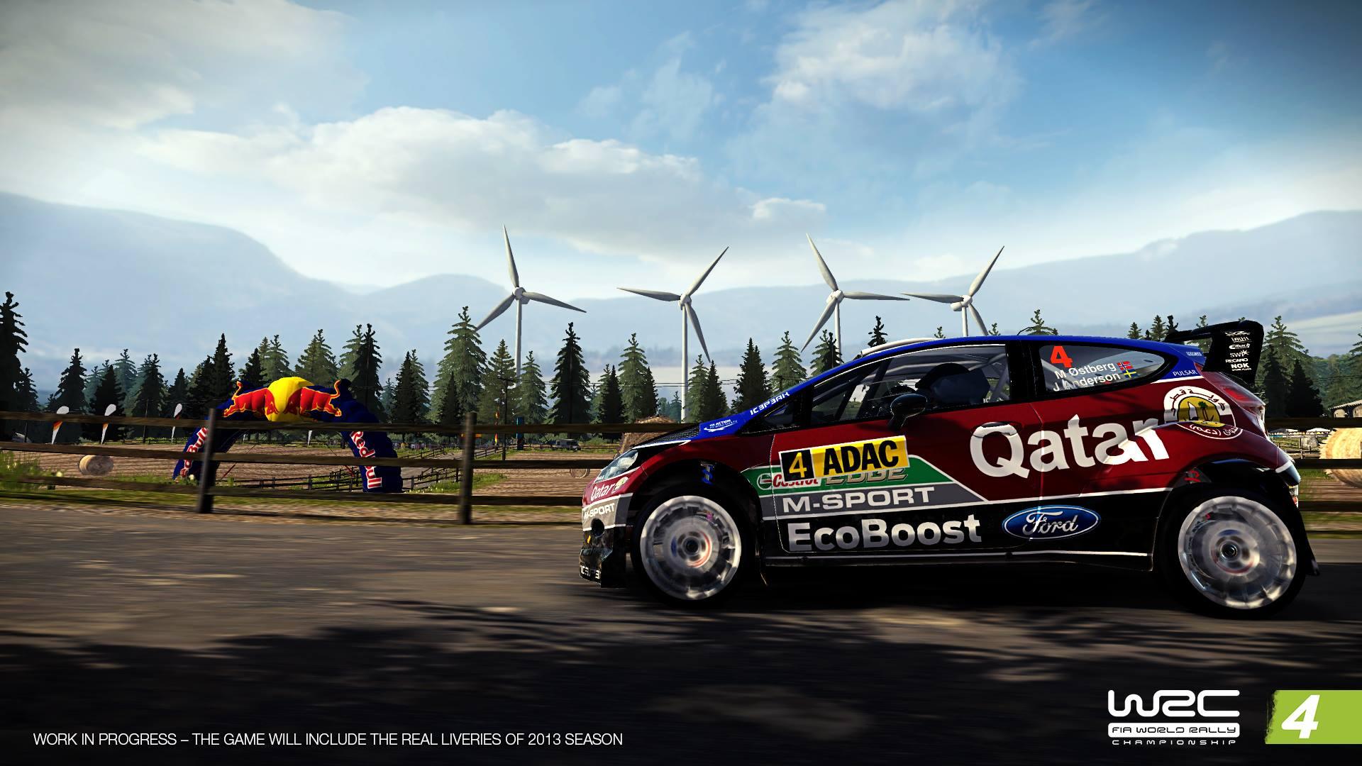 První obrázky z WRC 4 87764