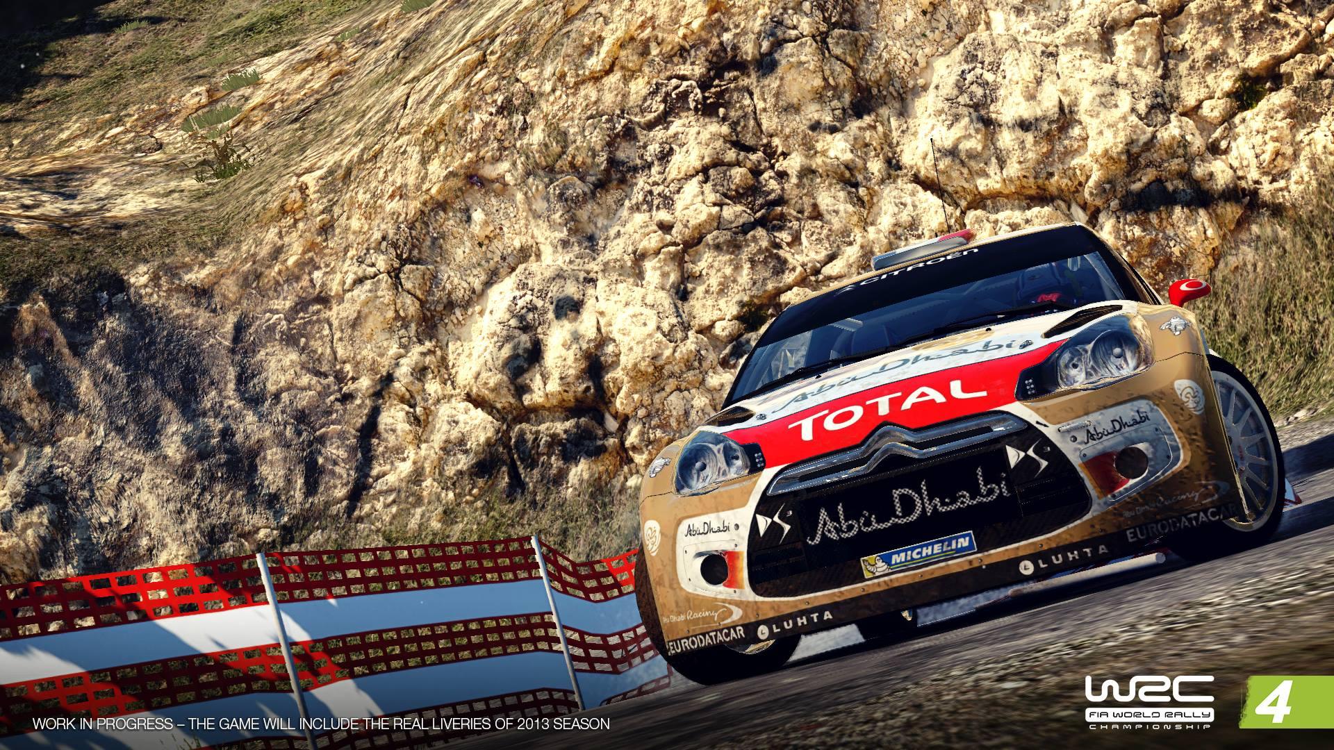 První obrázky z WRC 4 87765