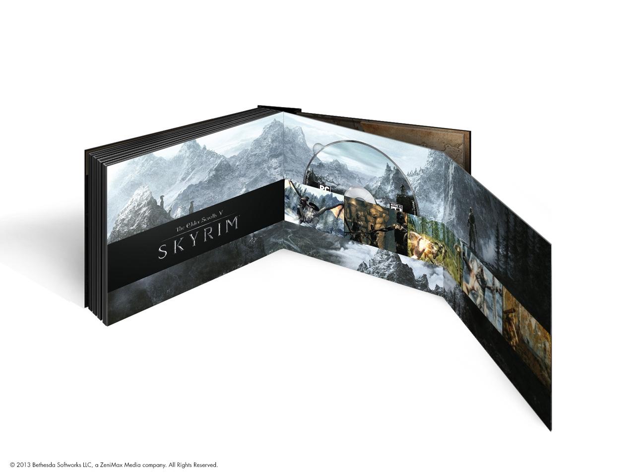Prohlédněte si kompletní sbírku série Elder Scrolls 87770