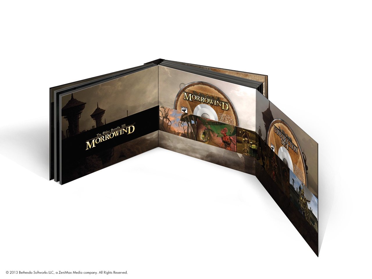 Prohlédněte si kompletní sbírku série Elder Scrolls 87771