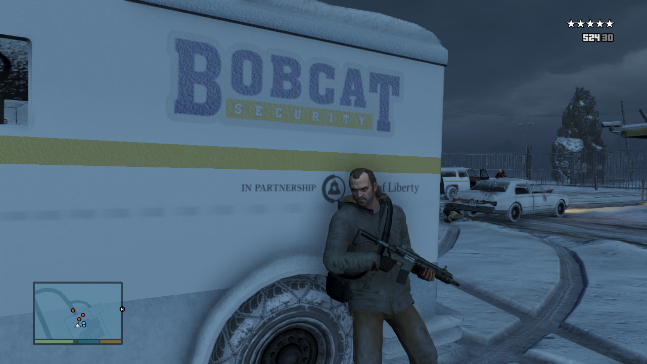 Obrázky z hraní Grand Theft Auto V 87807