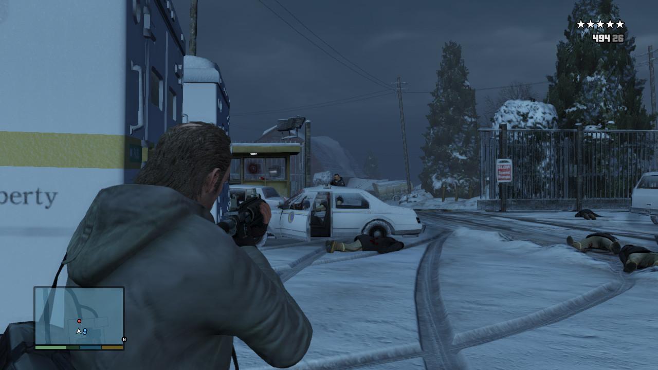 Obrázky z hraní Grand Theft Auto V 87808