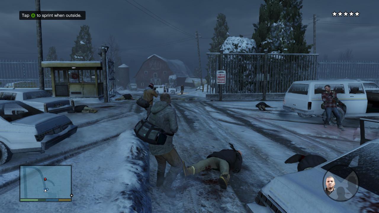Obrázky z hraní Grand Theft Auto V 87809