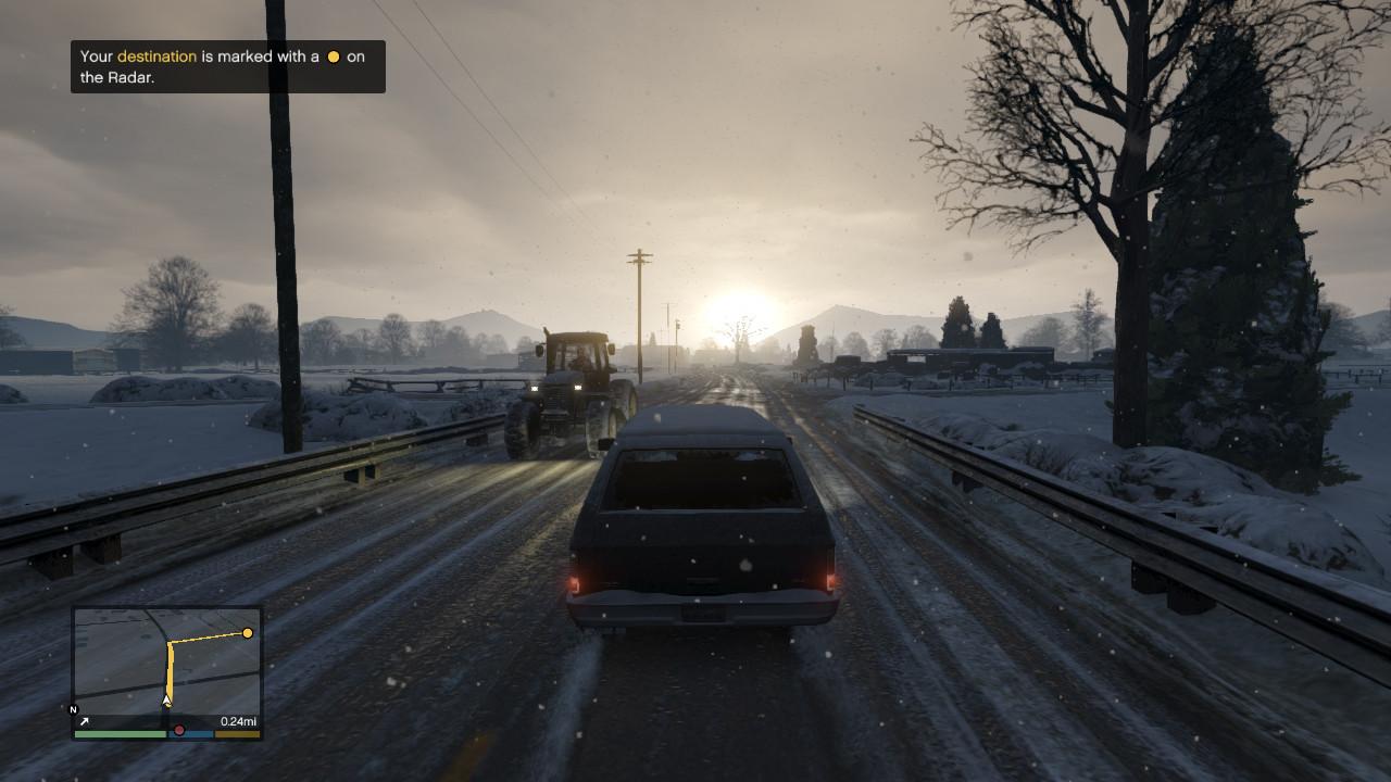 Obrázky z hraní Grand Theft Auto V 87811