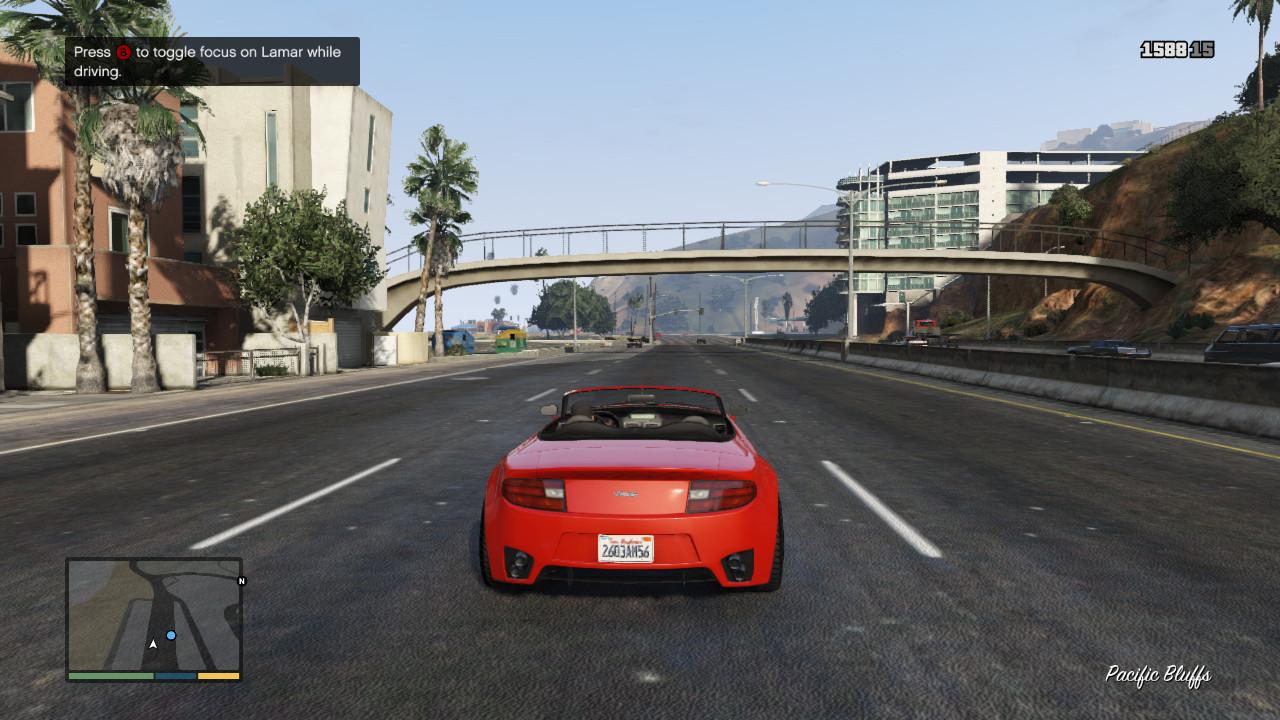 Obrázky z hraní Grand Theft Auto V 87820