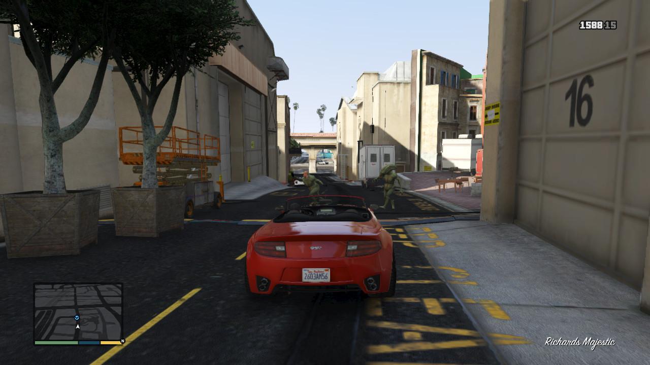 Obrázky z hraní Grand Theft Auto V 87821