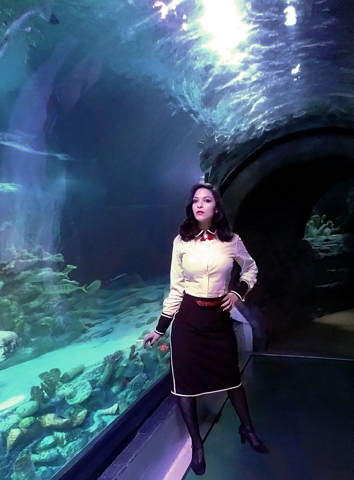 Fantastický cosplay BioShock Infinite vás přenese do Rapture 87846