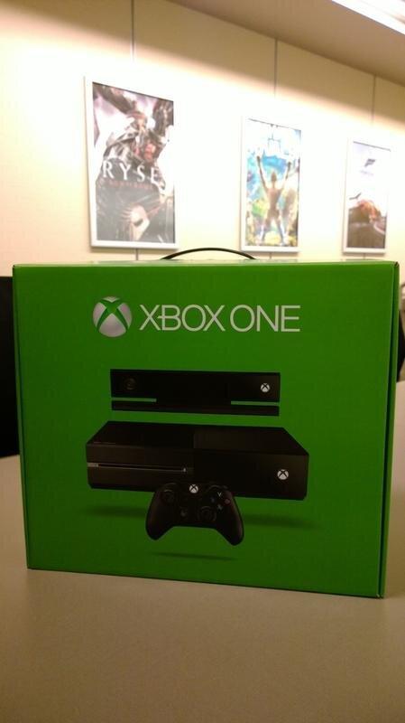 Omrkněte finální krabici Xbox One 87849