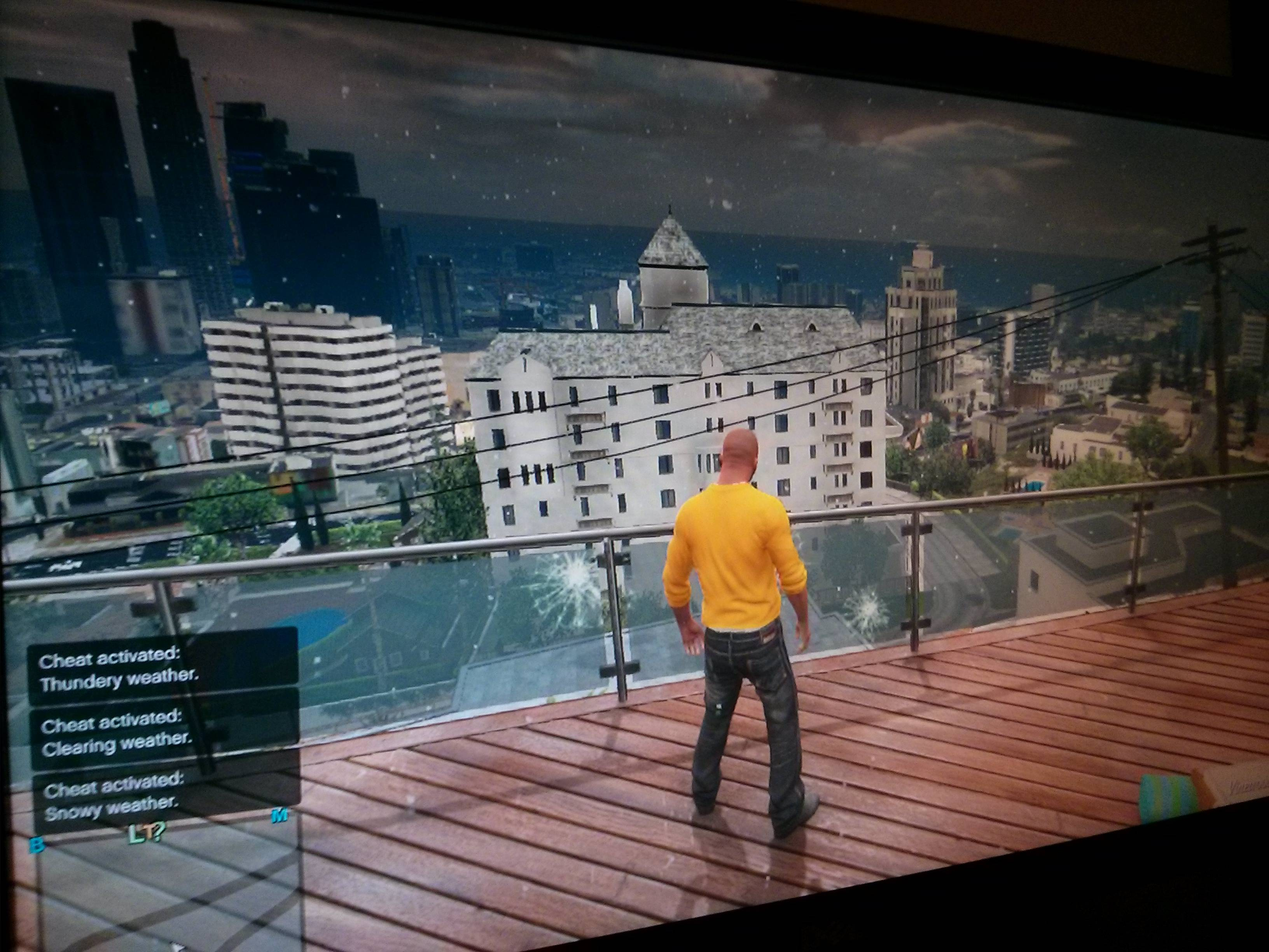 Cheaty se v Grand Theft Auto V budou zadávat retro způsobem 87852