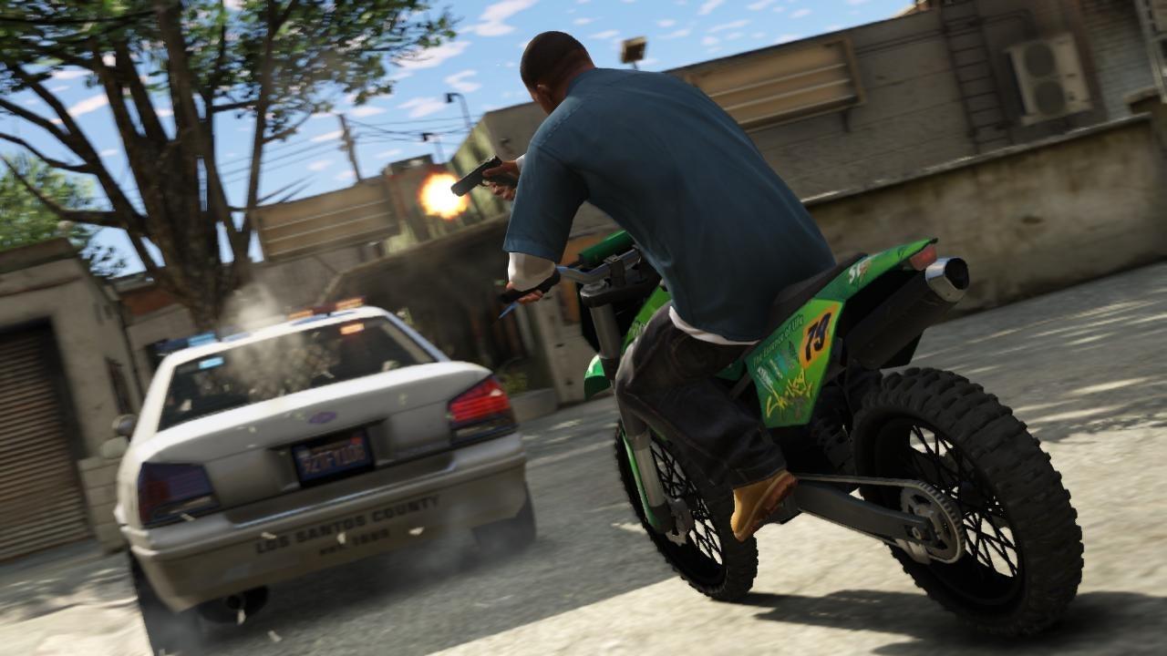První Grand Theft Auto bylo téměř zrušeno 87890