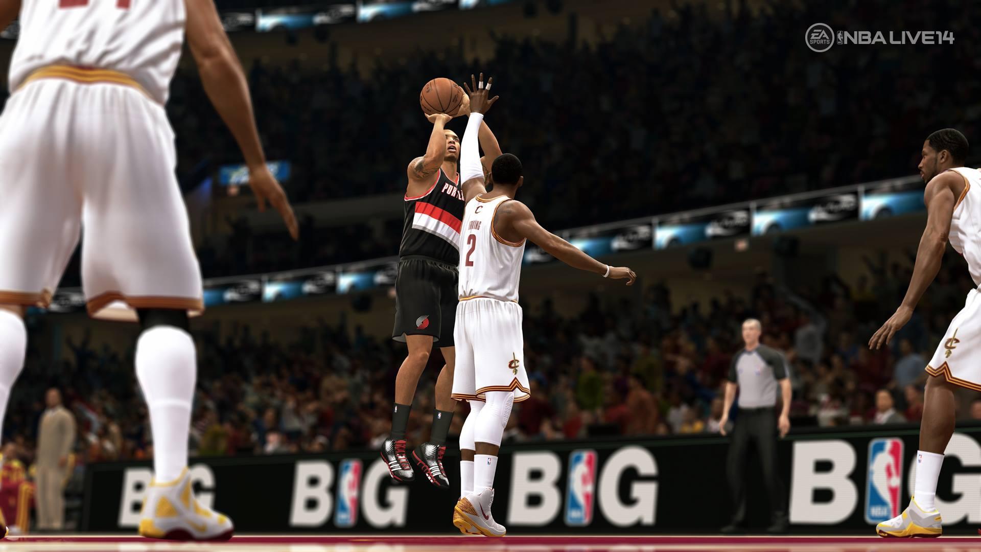 NBA Live 14 vyjde na next-gen 19. listopadu 87912