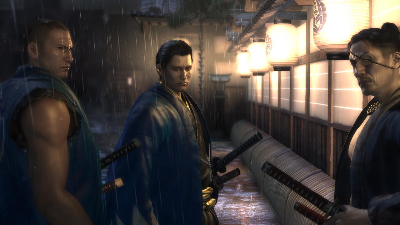 Yakuza Ishin dostala na TGS trailery a obrázky 87956
