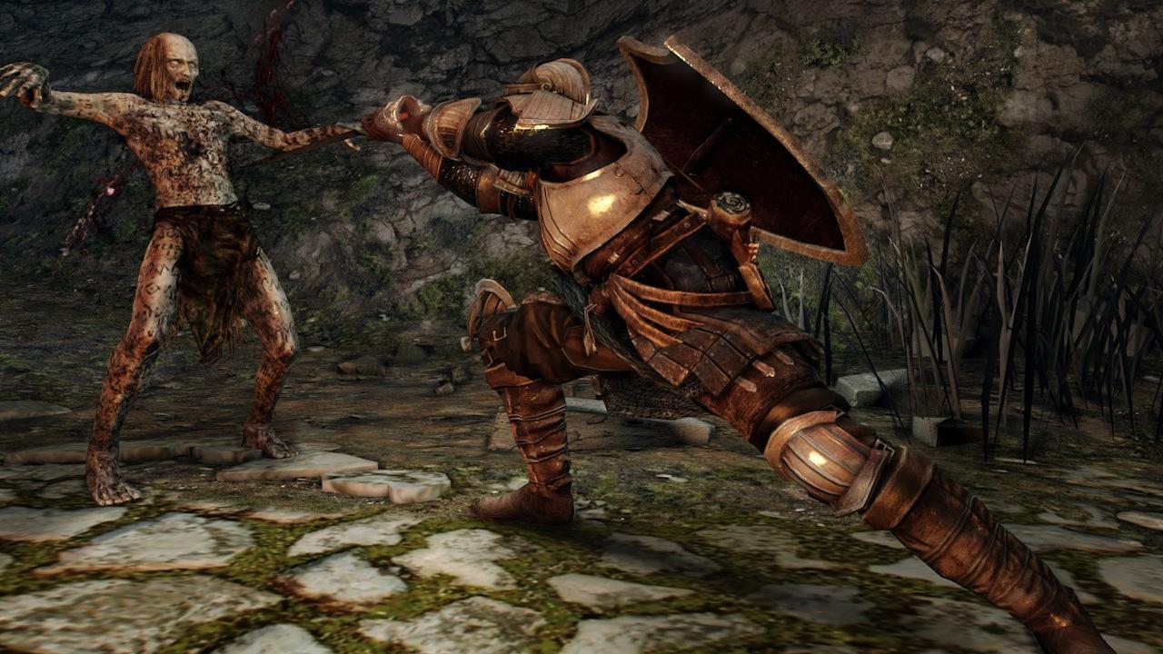 Temné Dark Souls 2 v brutálním traileru 87964