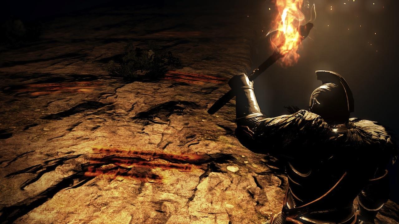 Temné Dark Souls 2 v brutálním traileru 87965