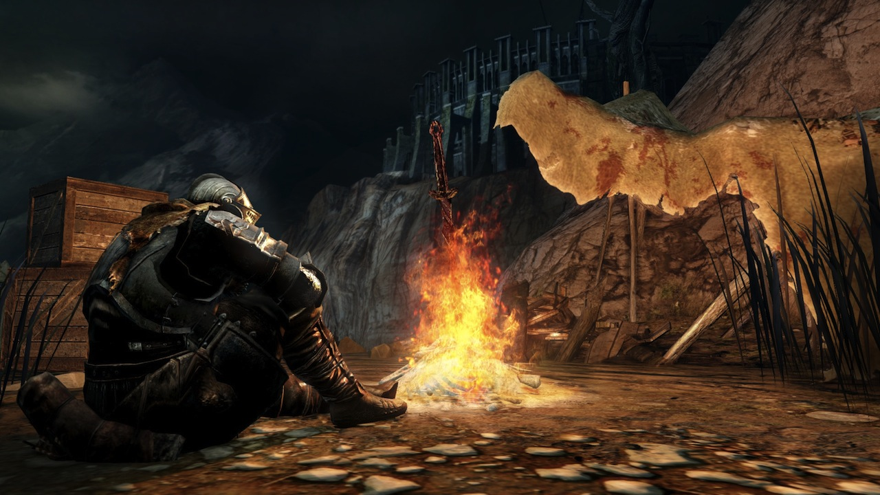 Temné Dark Souls 2 v brutálním traileru 87966