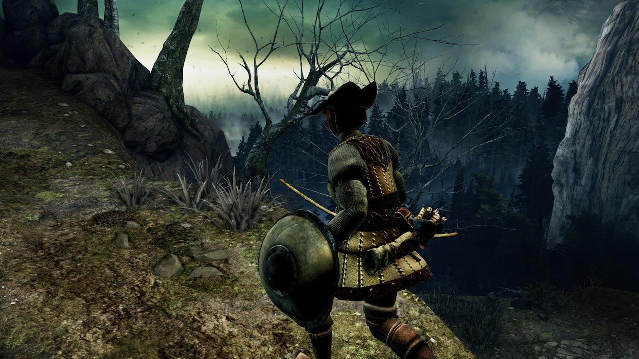Temné Dark Souls 2 v brutálním traileru 87968