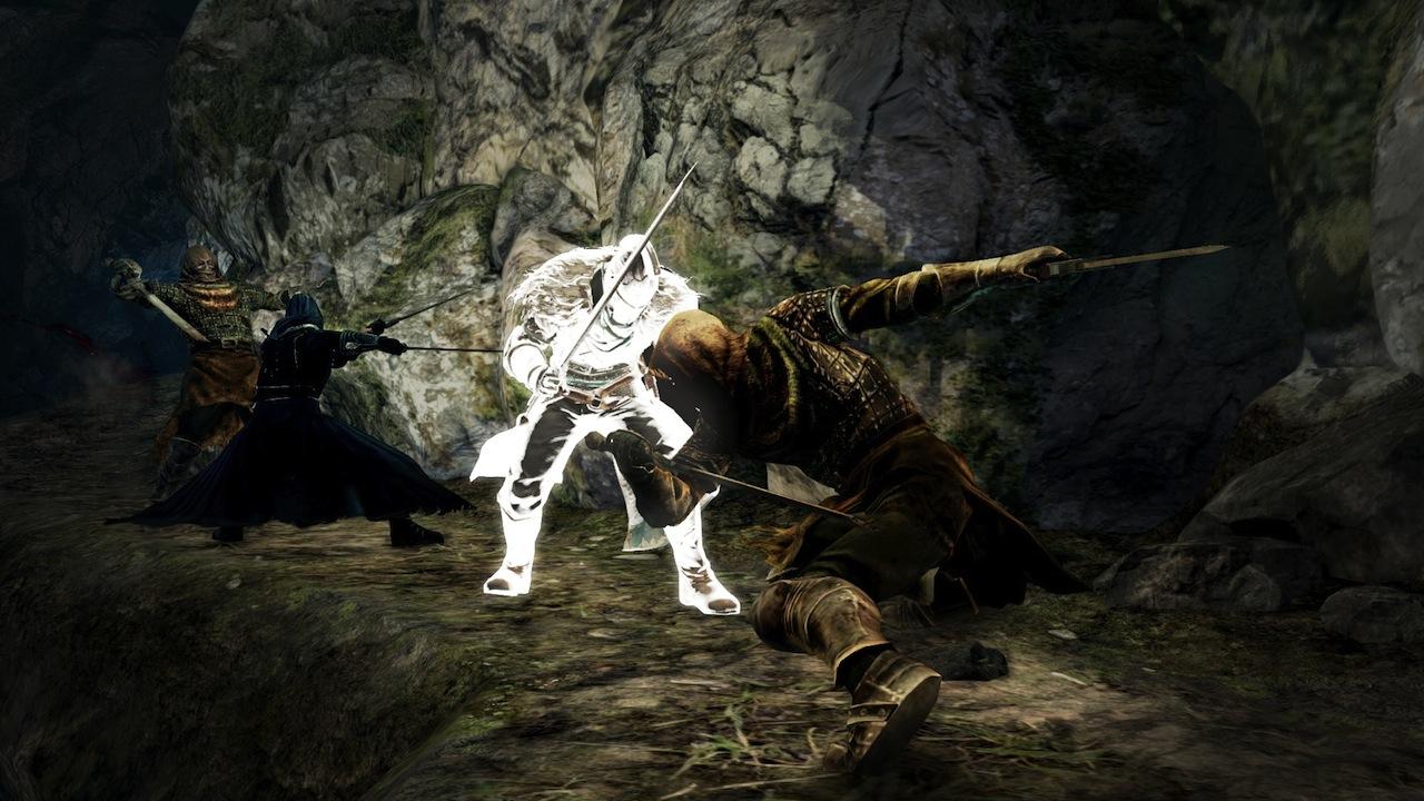Temné Dark Souls 2 v brutálním traileru 87972