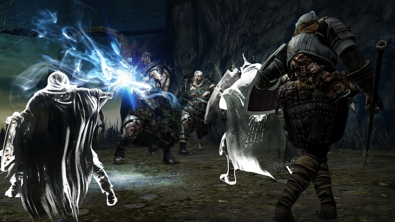 Temné Dark Souls 2 v brutálním traileru 87973