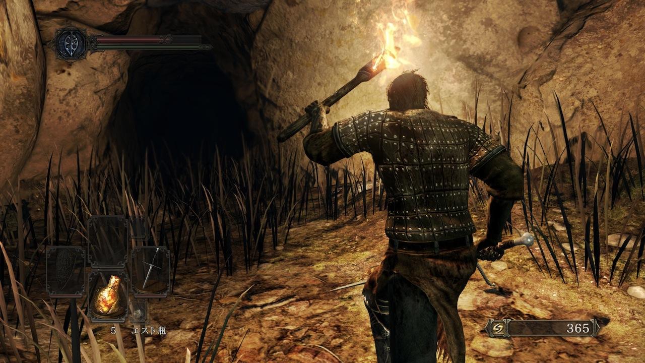 Temné Dark Souls 2 v brutálním traileru 87974