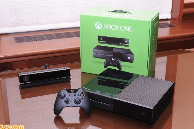V Tokiu se ukázal Xbox One v plné své kráse 87981