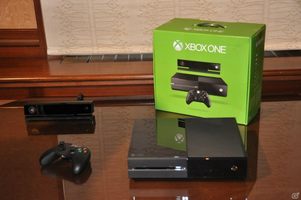 V Tokiu se ukázal Xbox One v plné své kráse 87982