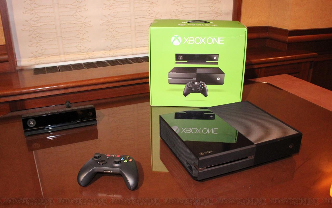 V Tokiu se ukázal Xbox One v plné své kráse 87984